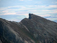 nazoomovany vrchol predneho soliska z krivana