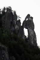 mnich vo vratnej doline